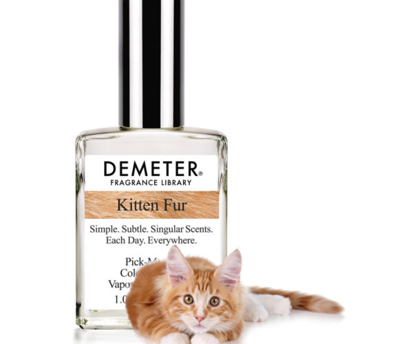 Do You Like the Smell of Kitten Fur? There's a Perfume for That