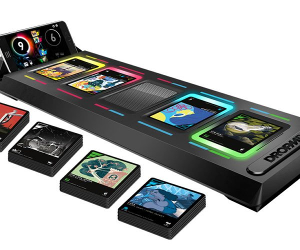 Harmonix Dropmix Blends Music Game with Card Game