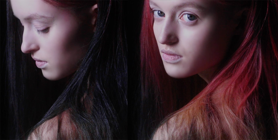 This Hair Dye Changes Color with the Environment - Technabob