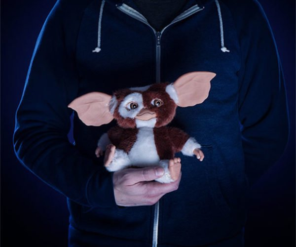 Dancing Plush Gizmo Won't Eat After Midnight