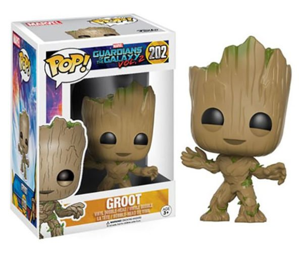 Guardians Vol. 2 Funko Pop! Groot is Adorable