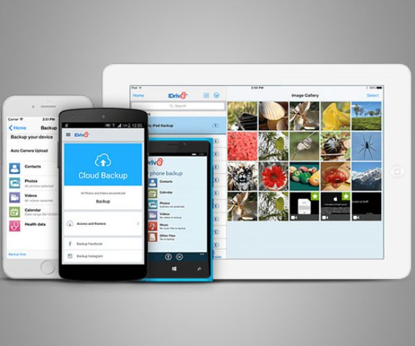 Deal: Save 60% on iDrive Unlimited Mobile Backup Lifetime Subscription