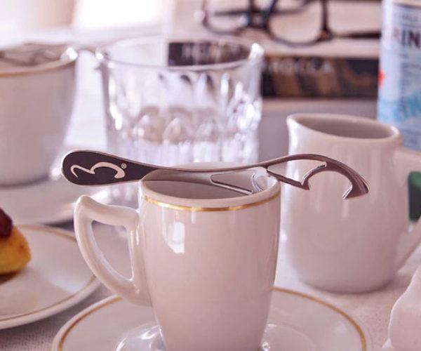 Modishspoon Stirs Espresso Without Destroying the Foam