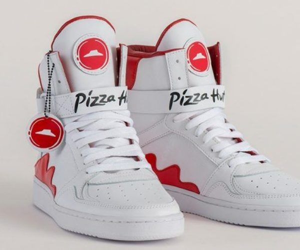 Pizza Hut Smart Shoes Will Order You a Pizza