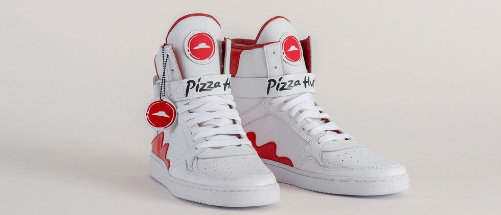 Pizza Hut Smart Shoes Will Order You a Pizza - Technabob