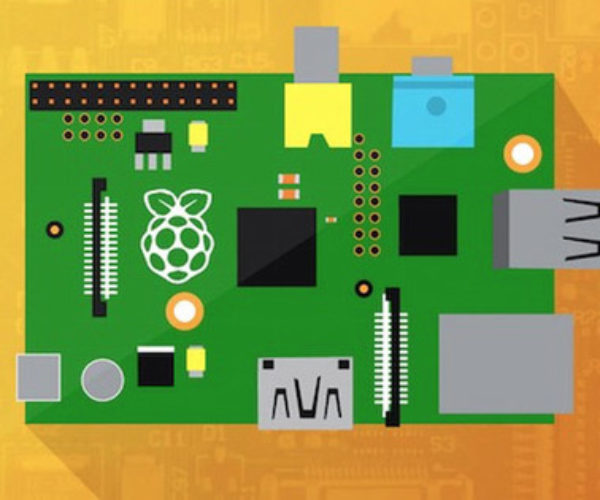 Deal: Learn Raspberry Pi Full Stack Web Development