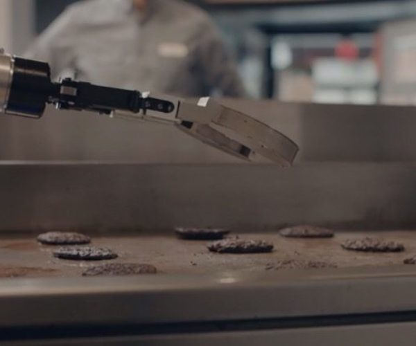 Burger-Flipping Robot: Bot's Burgers