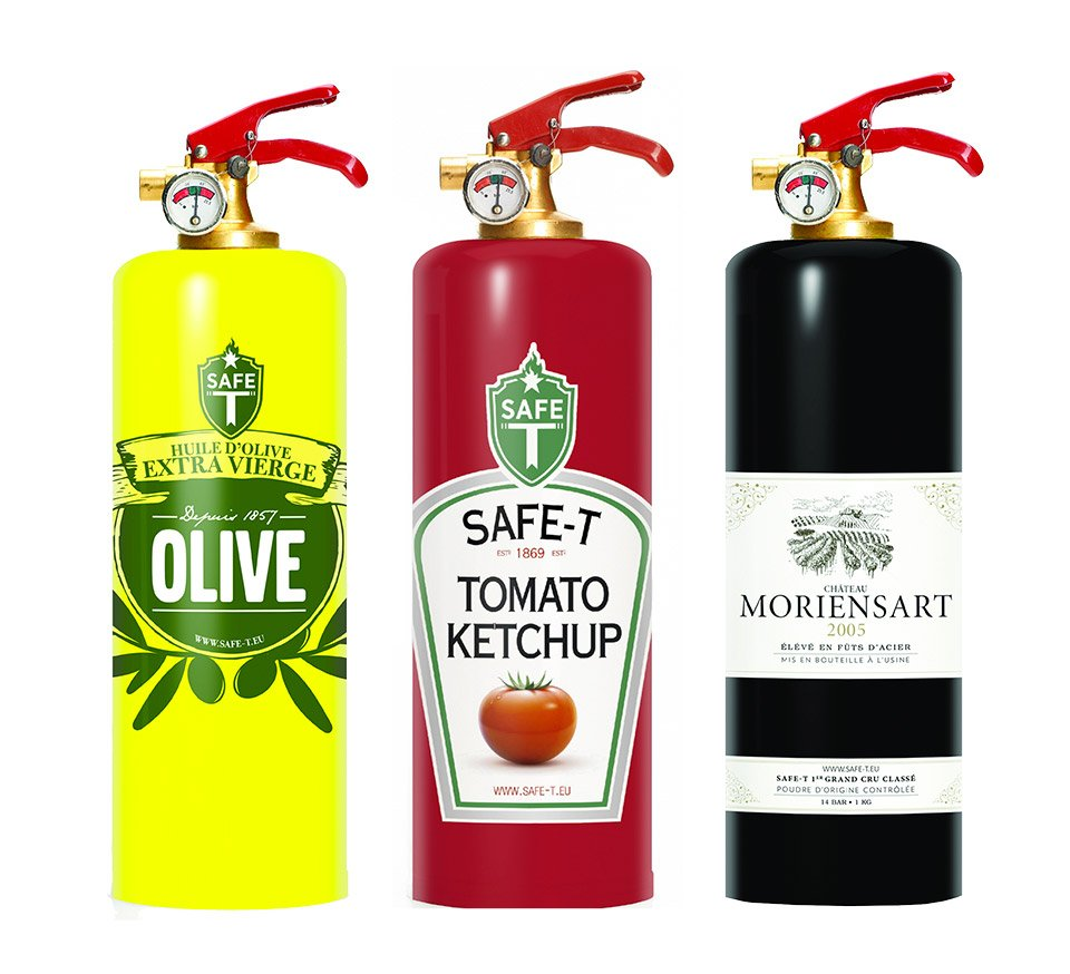 and house kitchen board extinguisher fire server electrical serve for branded room p