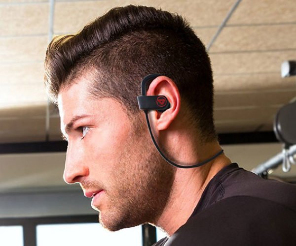 These Durable Bluetooth Headphones Are Half Off