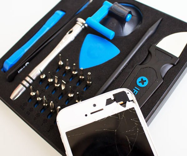 You'll Never Have to Go to the Phone Repair Shop Again with This Nifty Toolkit
