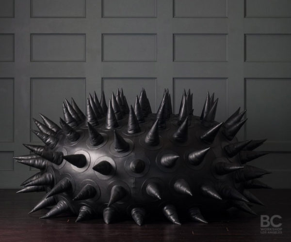 This Sea Urchin Chair Will Stick Spikes up Your Butt