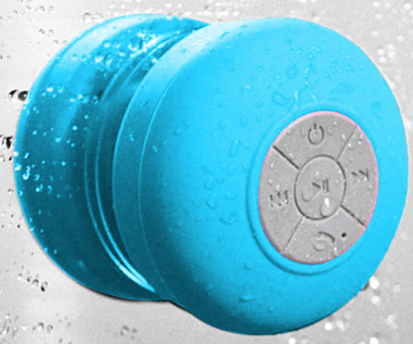 Deal: This Waterproof Bluetooth Shower Speaker Is Only $9.99