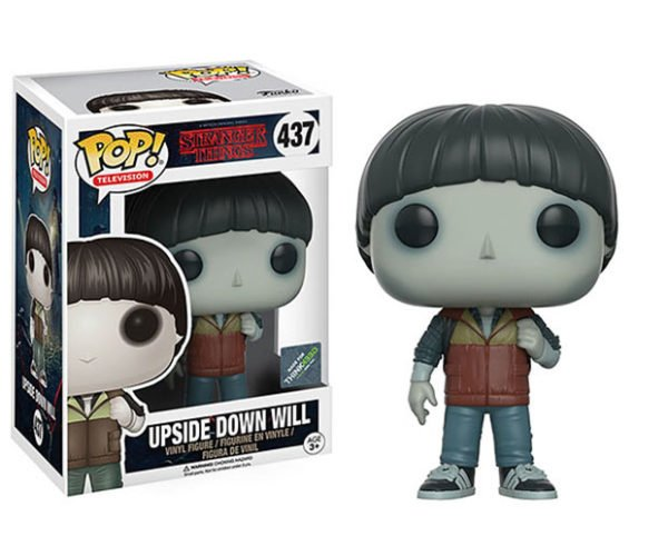 Funko Pop Turns Stranger Things' Will's World Upside-Down