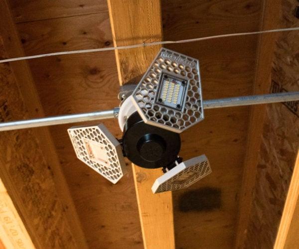 Review: Striker TRiLIGHT Motion Sensing LED Ceiling Light