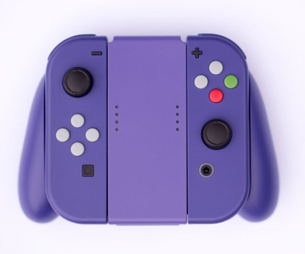 Nintendo Switch Controller Gets a GameCube Makeover