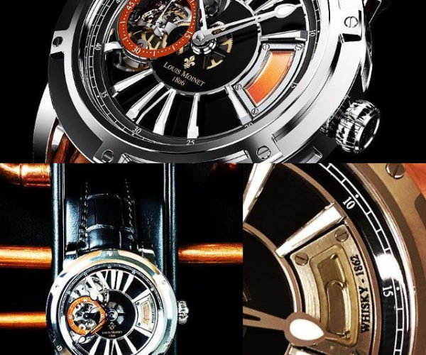 This $45,000 Watch Has a Drop of 155 Year-old Whisky Inside