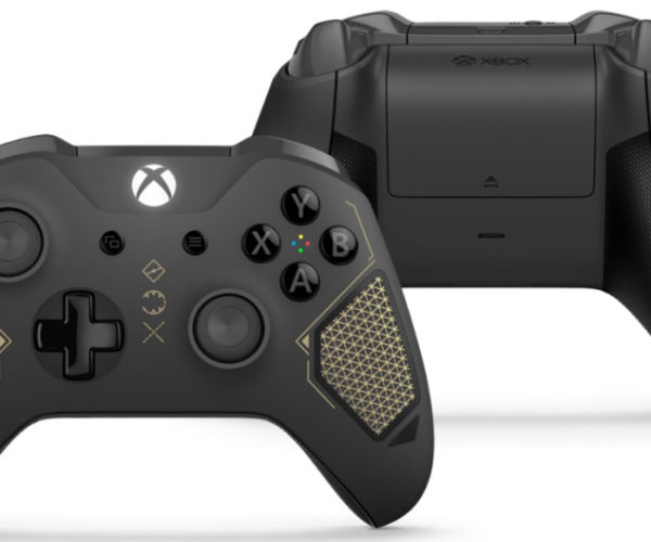 First Xbox One Tech Series Controller Looks Great