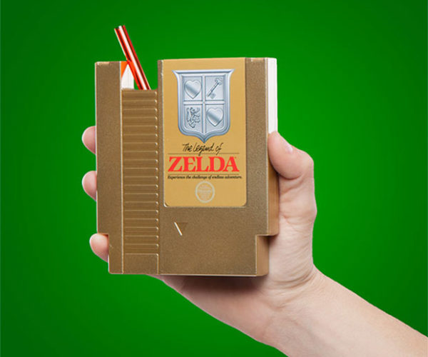 The Legend of Zelda Golden Flask: The Missing Drink