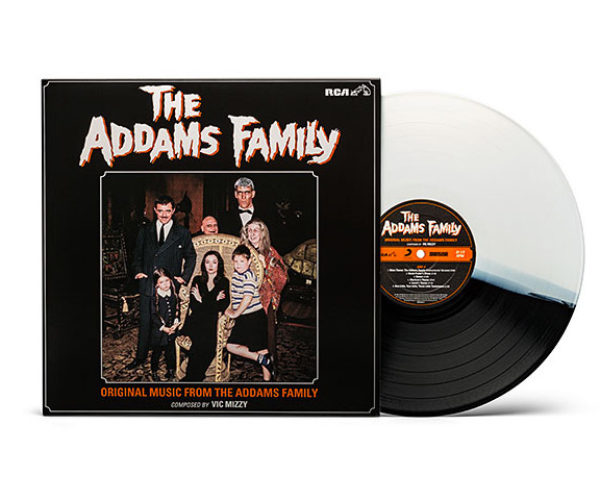 The Addams Family LP Is Creepy and Kooky