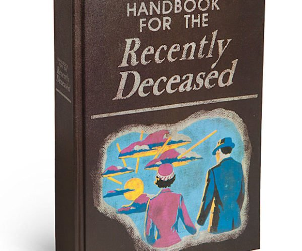 Beetlejuice Handbook for the Recently Deceased Journal: It's SHOWTIME!