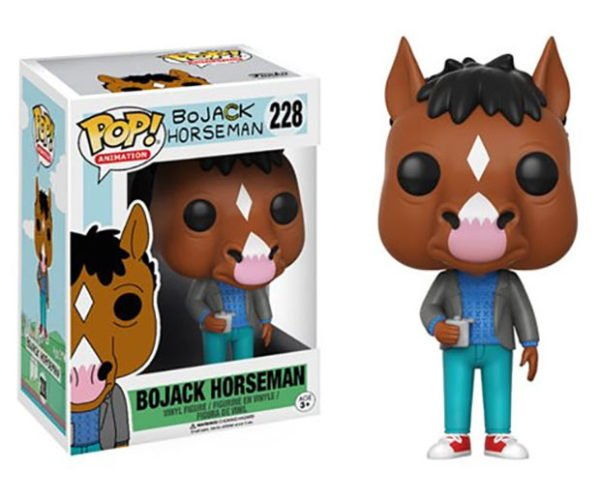 BoJack Horseman Funko POP! Action Figures Land in June