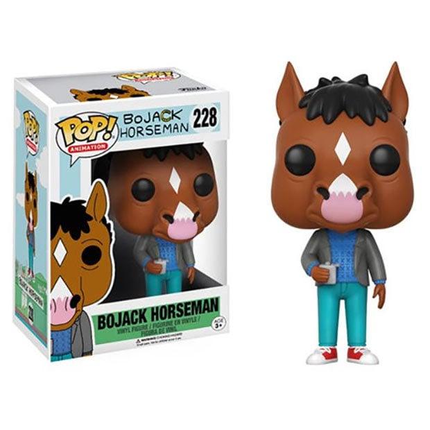 Bojack Horseman Funko Pop Action Figures Land In June