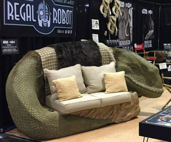 Star Wars Dewback Loveseat: Stormtrooper Sold Separately