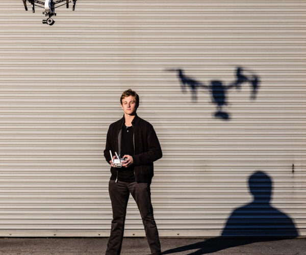 Meet Chase Guttman: Professional Drone Photographer
