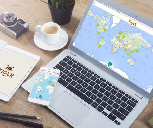 Secure Your Internet Activity with Tiger VPN