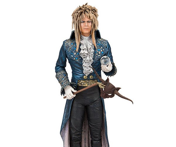 Labyrinth Jareth the Goblin King Action Figure Is Totally '80s