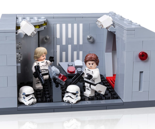 Star Wars Celebration Detention Block Rescue LEGO Set