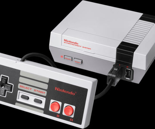 Dicktendo Discontinues NES Classic Edition Console