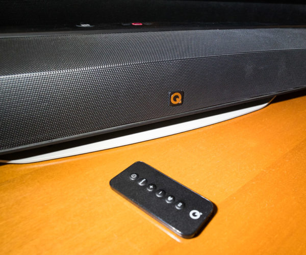 Q Acoustics M3 Soundbar Review: An Easy and Affordable Home Theater Speaker
