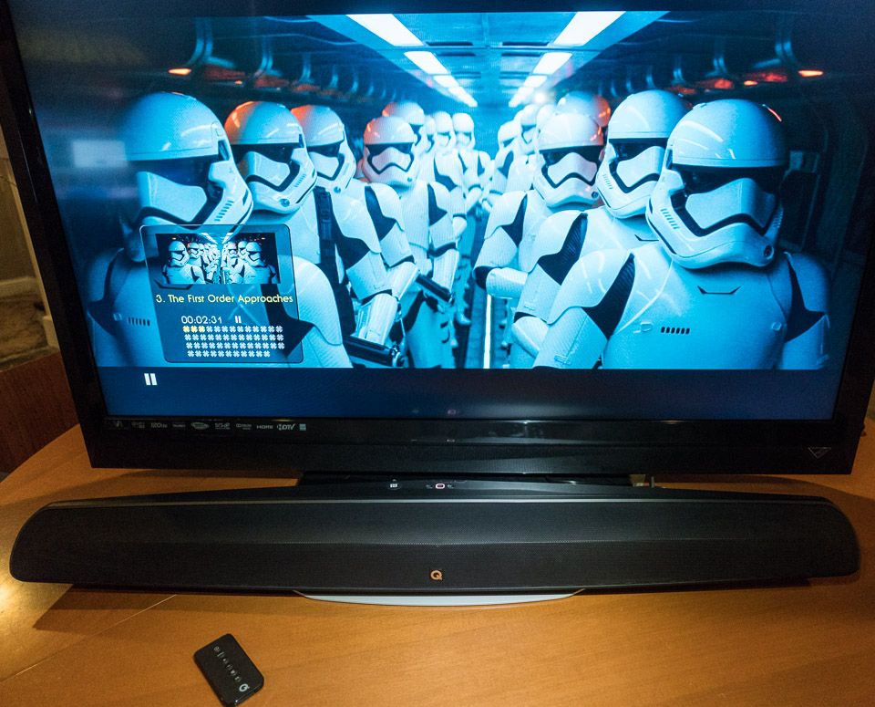 Q Acoustics M3 Soundbar Review: An Easy and Affordable Home Theater Speaker - Technabob
