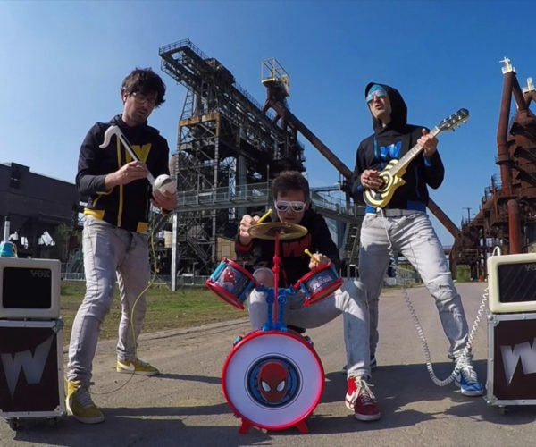 Rage Against the Machines Played on Toy Instruments is the Best Thing You'll See Today