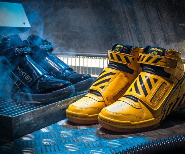 Reebok x Alien Sneakers: In Space, No One Can Hear Your Footsteps