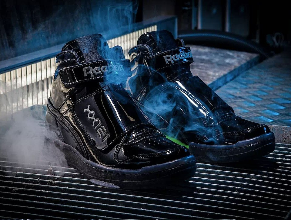 Reebok X Alien Sneakers: In Space, No One Can Hear Your