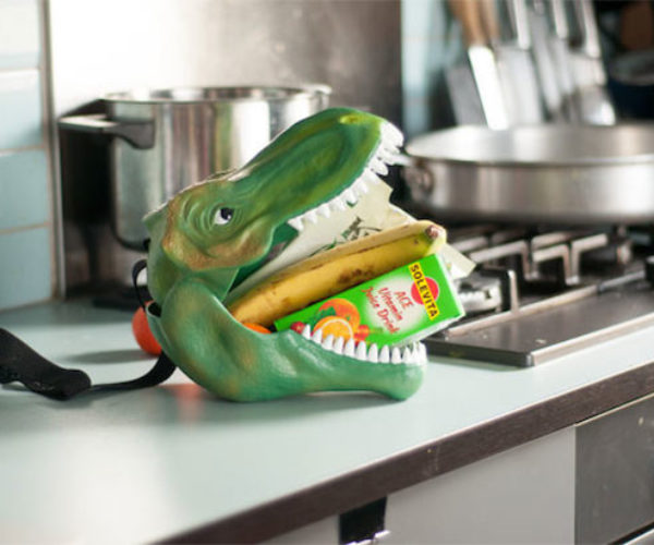 The Dino Case Is a T-Rex Protector of Your Lunch