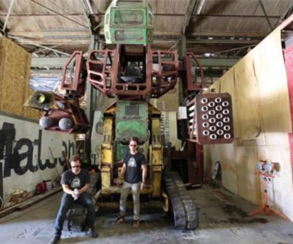 Giant Robot Battle Going Down this August!