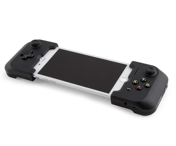 Get the Best of Both Worlds with This Handheld Game Controller for Your iPhone