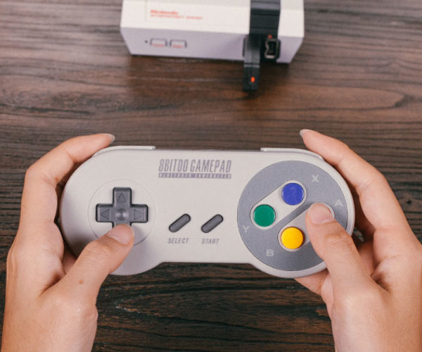 Nostalgic for the Old Ways of Gaming? Experience It in a New and Modern Way