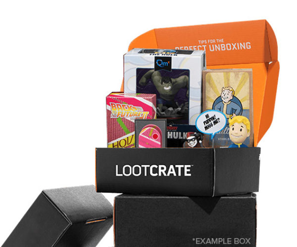 Embrace Your Inner Geeky Gamer with This Monthly Subscription Box