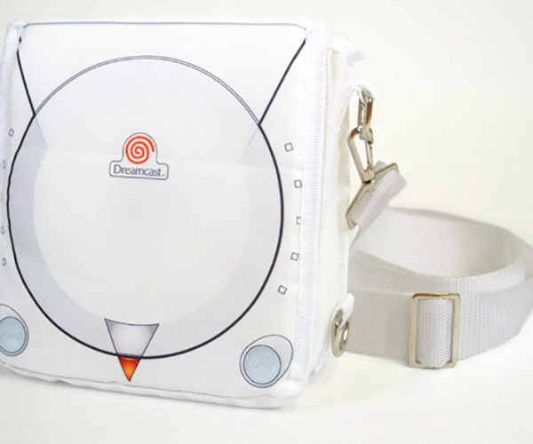 SEGA Dreamcast Bag: The Ultimate Shoulder System