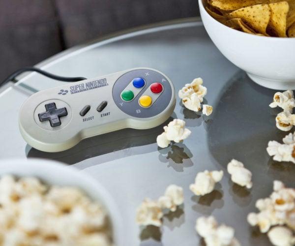Nintendo May Make an SNES Mini
