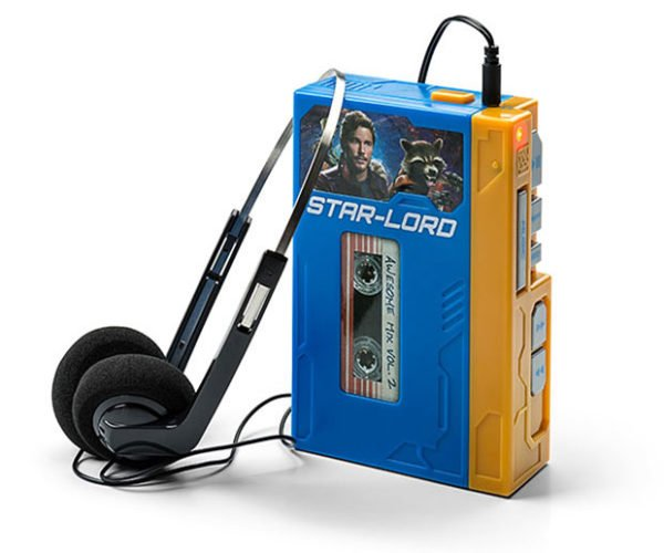 Star-Lord's Walkman Isn't a Walkman at All