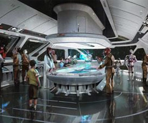 A Disney Star Wars LARP Resort!!!?? YESSSSSS!