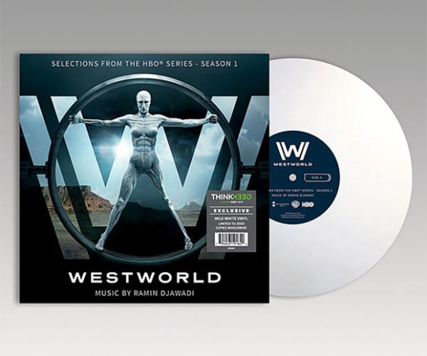 Westworld LP Has All of Those Awesome Piano Songs