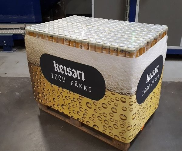 1,000 Can Beer Case is Perfect for Your Drunk Uncle