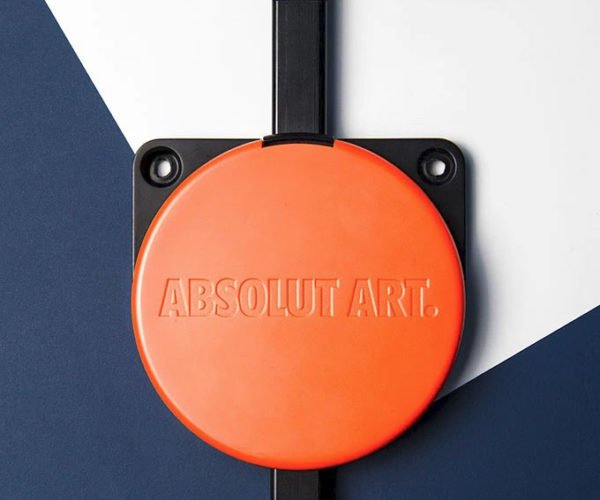 Absolut Hangsmart Is a Fancy Picture Hanger That's Always Level