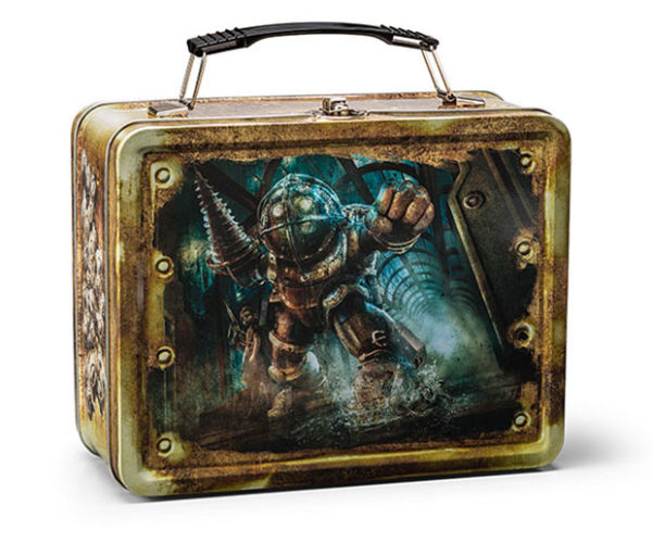 BioShock Lunchbox Holds Your Peanut Butter & Plasmids